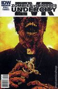 Zombies vs. Robots Undercity (2011 IDW) 2B