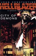 Hellblazer City of Demons TPB (2011 DC/Vertigo) John Constantine 1-1ST