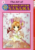 Art of Cardcaptor Sakura SC (2002) 1-1ST