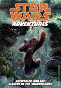 Star Wars Adventures Chewbacca and the Slavers of the Shadowlands GN (2011 Dark Horse Digest) 1-1ST