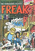 Fabulous Furry Freak Brothers (Rip Off Press) Issue 1, Printing 2