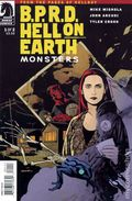 BPRD Hell on Earth Monsters (2011 Dark Horse) 1A