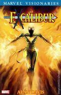 Excalibur Visionaries Alan Davis TPB (2009-2011 Marvel) 3-1ST