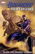 Hawkeye Blindspot TPB (2011 Marvel) 1-1ST