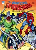 Amazing Spider-Man Coloring Book SC (1970-1980 Whitman) WH1391-3