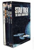 Star Trek PB (1978 Bantam Novel Slipcase Set) SET-01