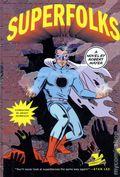 Superfolks HC (2004 ST. Martin's Griffin Edition) 1-1ST