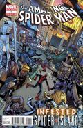 Amazing Spider-Man Infested (2011 Marvel) 1