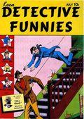 Keen Detective Funnies Vol. 1 (1938) 8