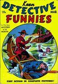 Keen Detective Funnies Vol. 2 (1939) 3