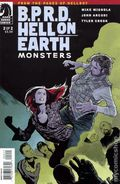 BPRD Hell on Earth Monsters (2011 Dark Horse) 2