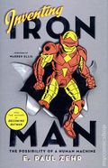 Inventing Iron Man The Possibility of a Human Machine HC (2011) 1-1ST