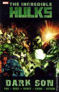 Incredible Hulks Dark Son TPB (2011 Marvel) 1-1ST