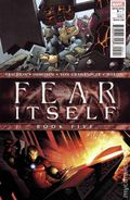Fear Itself (2011 Marvel) 5A