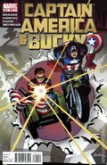 Captain America and Bucky (2011 Marvel) 621