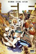 FF HC (2011-2012 Marvel) By Jonathan Hickman 1B-1ST