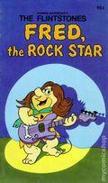 Flintstones Fred, the Rock Star PB (1978 Ottenheimer) 1-1ST