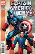 Captain America and Bucky (2011 Marvel) 620B