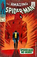 Amazing Spider-Man (1963 1st Series) UK Edition 50UK