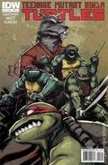 Teenage Mutant Ninja Turtles (2011 IDW) 2A