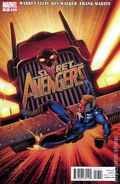 Secret Avengers (2010 Marvel) 1st Series 17A