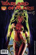 Warlord of Mars Dejah Thoris (2011 Dynamite) 7A