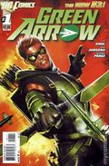 Green Arrow (2011 4th Series) 1A
