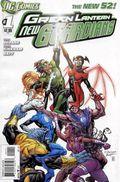 Green Lantern New Guardians (2011) 1A