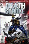 Deathstroke (2011) 1A