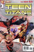 Teen Titans (2011 4th Series) 1A