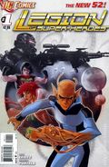 Legion of Super-Heroes (2011 7th Series) 1A