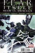 Fear Itself Hulk vs. Dracula (2011 Marvel) 2