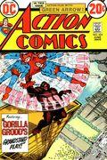Action Comics (1938 DC) Mark Jewelers 424MJ
