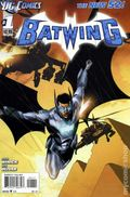 Batwing (2011-) 1A