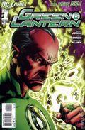Green Lantern (2011 4th Series) 1A