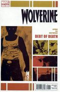 Wolverine Debt of Death (2011 Marvel) 1