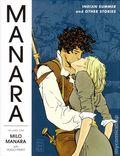 Manara Library HC (2011-2014 Dark Horse) 1-1ST