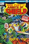 SHIELD (1973 Marvel) Mark Jewelers 5MJ