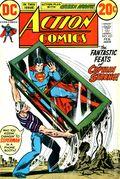 Action Comics (1938 DC) Mark Jewelers 421MJ