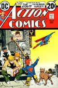 Action Comics (1938 DC) Mark Jewelers 425MJ