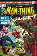 Man-Thing (1974) Mark Jewelers 2MJ