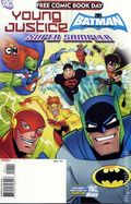 Young Justice Batman Brave and the Bold (2011) FCBD 0