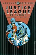 DC Archive Editions Justice League of America HC (1990-2012 DC) 10-1ST