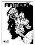 Armor X Art Print 0