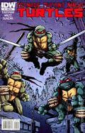 Teenage Mutant Ninja Turtles (2011 IDW) 1E
