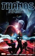 Thanos Imperative TPB (2011 Marvel) 1-1ST