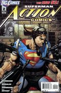 Action Comics (2011 2nd Series) 2A