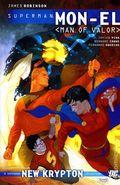 Superman Mon El Man of Valor TPB (2011 DC) A Superman New Krypton Collection 1-1ST
