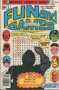 Marvel Fun and Games (1979) 6
