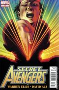 Secret Avengers (2010 Marvel) 1st Series 18A